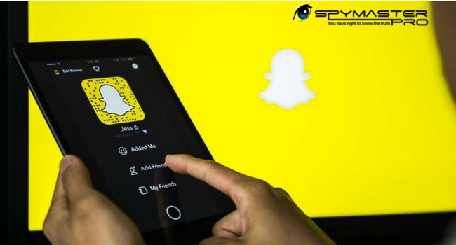 track someone's snapchat