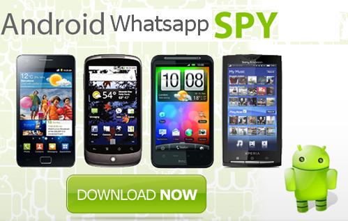 android whatsapp spy