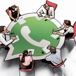 how to change number in whatsapp group
