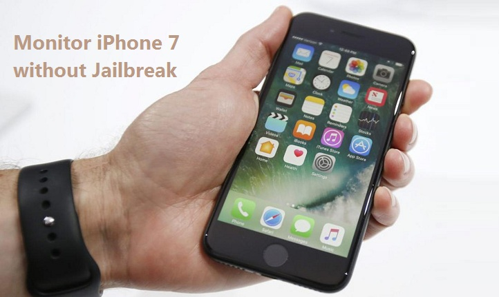 Part 2. How to Spy on iPhone Without Jailbreak