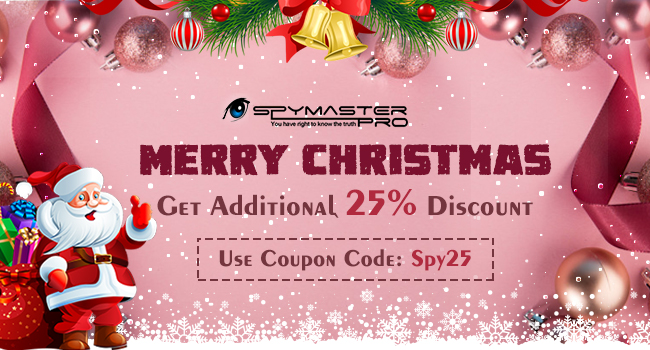 spymaster pro christmas offer