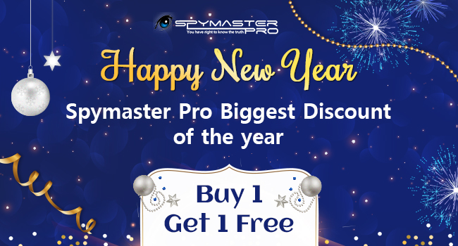 spymaster pro new year offer