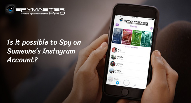 Spy on Someone's Instagram Account