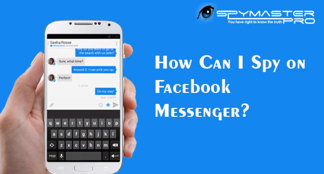 Spy on Facebook Messenger