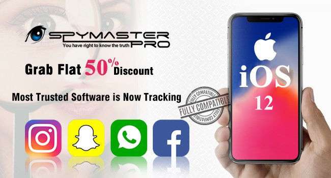Spymaster Pro Is Now Compatible with Latest iOS-Version –12