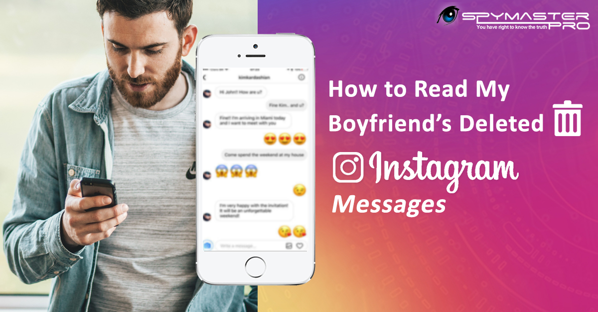 How to see your boyfriends instagram dms