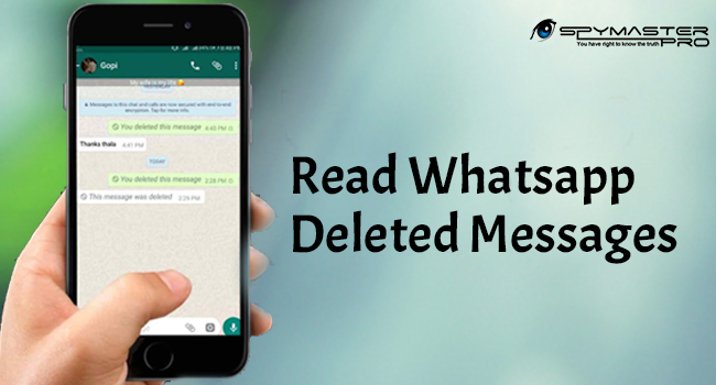 Is It Possible To Hack or Read Whatsapp Deleted Messages