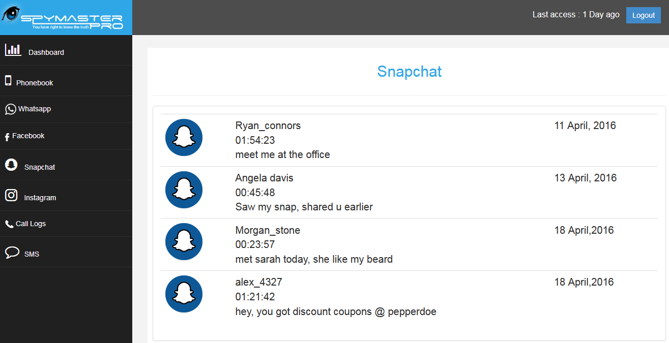 5 Ways to Spy on Snapchat Photos and Messages | Spymaster Pro