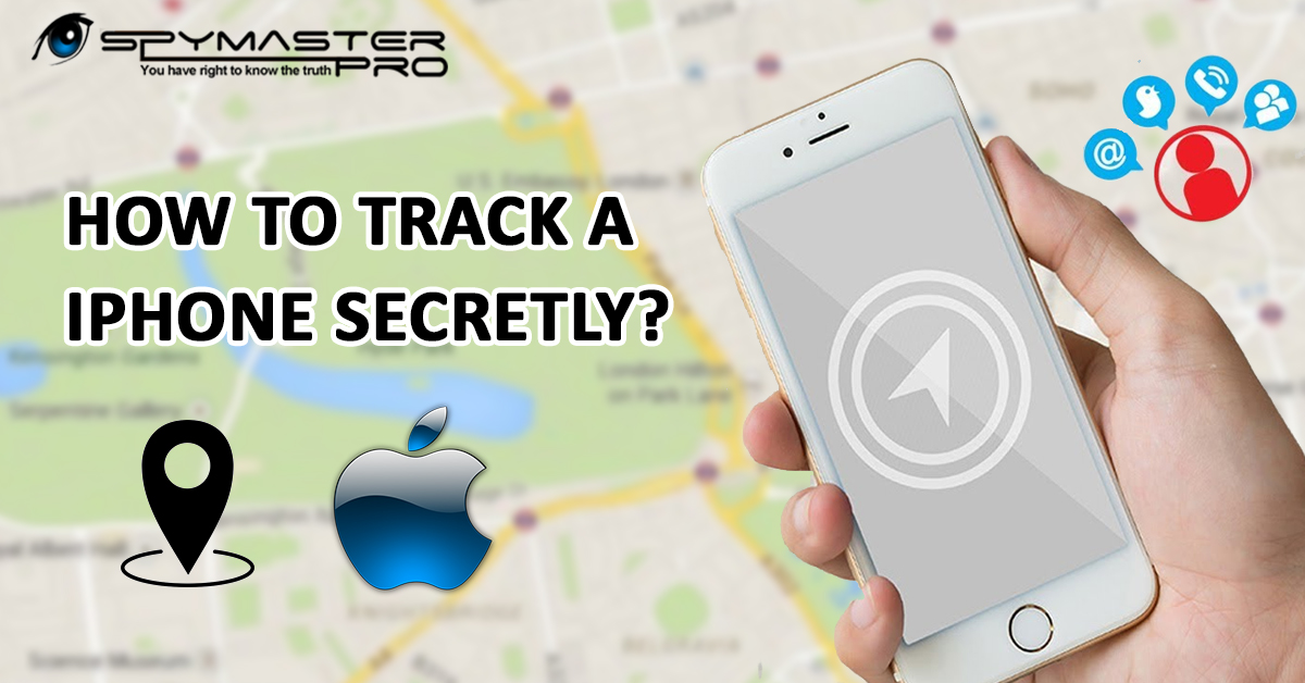 Track a iPhone secretly