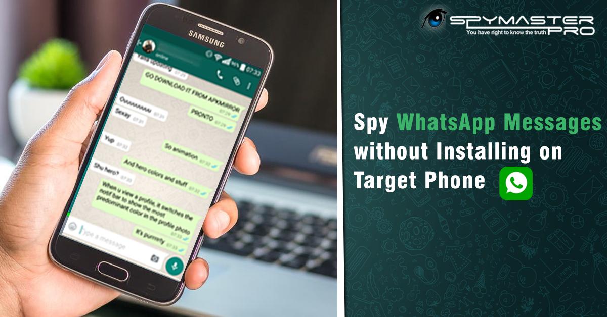 WhatsApp Spy – Spy WhatsApp Messages – WhatsApp Tracker