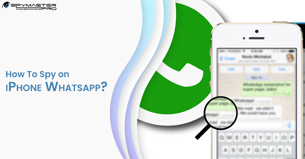 Spy on iPhone WhatsApp