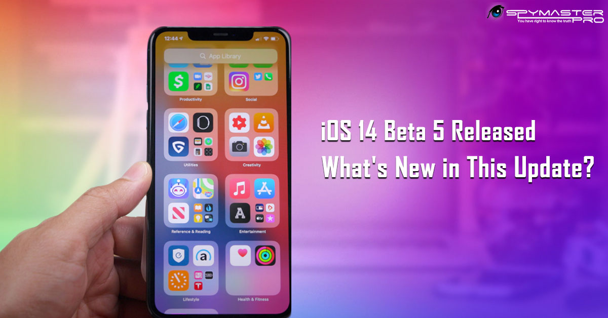iOS 14 Beta 5 Released
