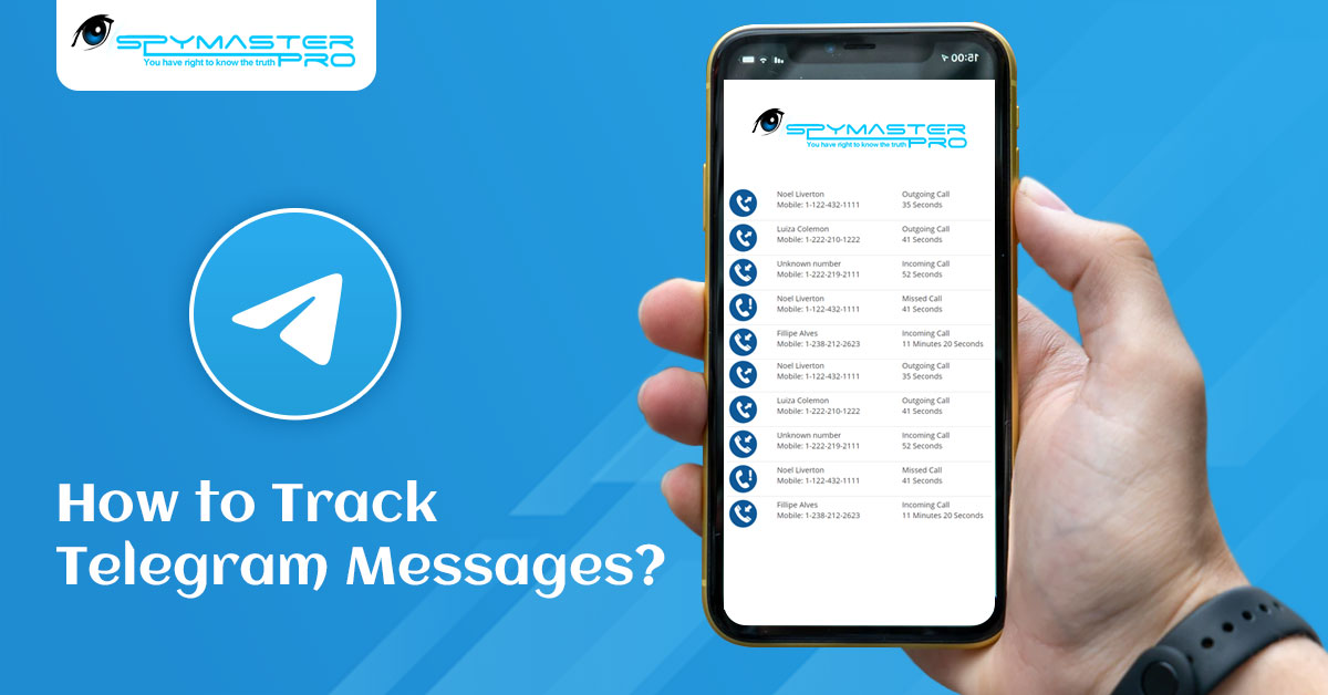 How to Track Telegram Messages?