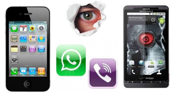 Kostenlos auf iPhones spionieren