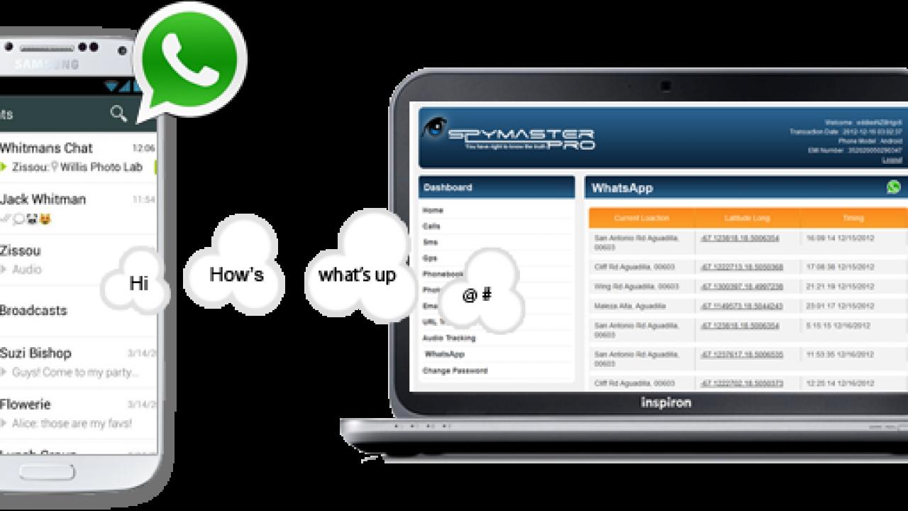 Whatsapp ausspähen