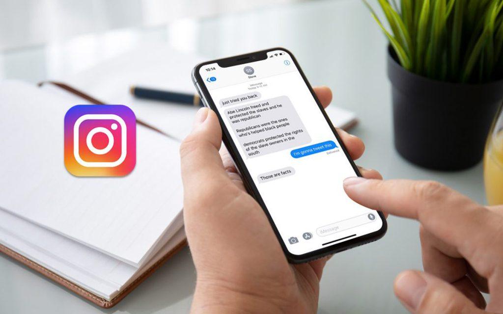 Wiederherstellen instagram nachrichten gelöschte [iPhone] Gelöschte