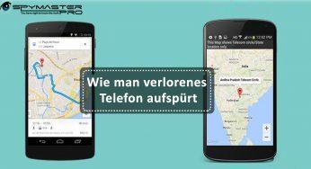 Schutz gegen Spione in der Android-App