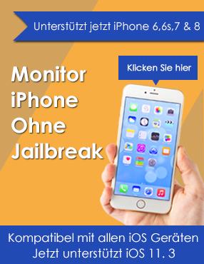 Überwachen Sie die iPhone-Aktivität