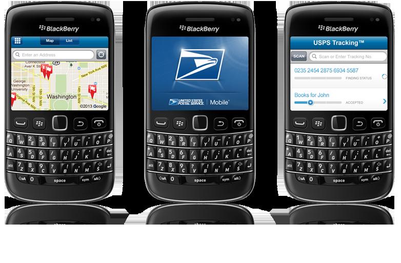 Aplicacion para localizar blackberry