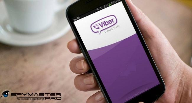 controlar la cuenta de Viber