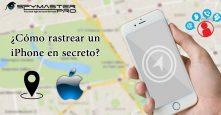 rastrear un iPhone en secreto
