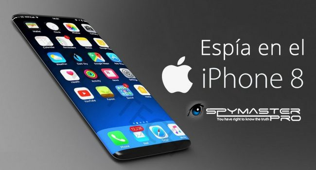aplicaciones espia iphone 8