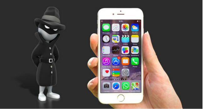 come tenere sotto controllo un iphone