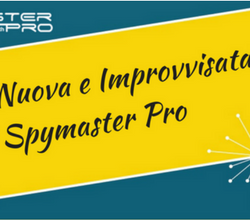 Nuova versione di Spymaster Pro