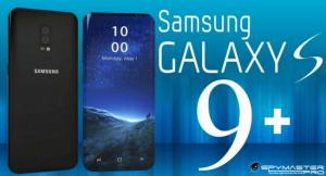 Spia con Samsung Galaxy S9+