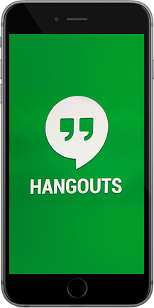 Hangout Spia