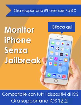 app per spiare iphone senza jailbreak