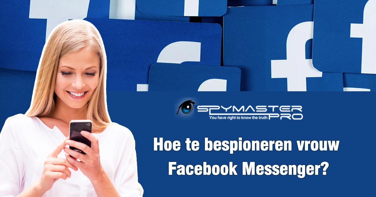 Facebook messenger van spionage