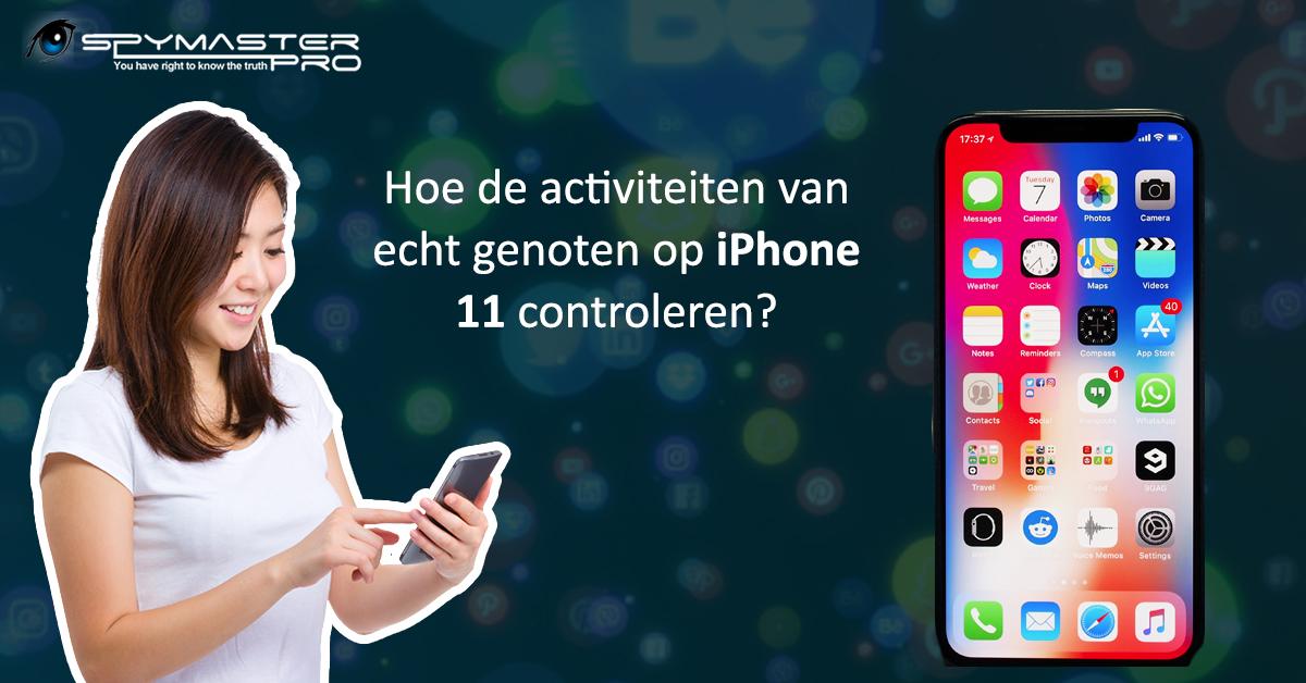 houd de iPhone van de echtgenoot in de gaten11