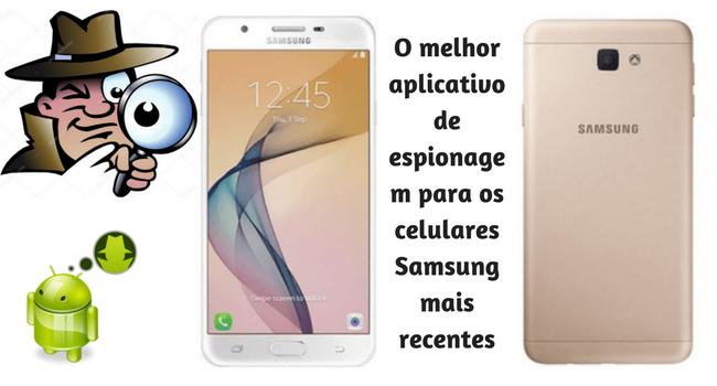 aplicativo rastreador celular samsung