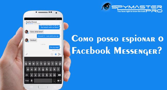 espionar o Facebook Messenger