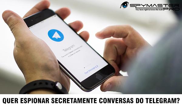 Quer espionar secretamente conversas do Telegram