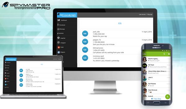 monitorar as conversas das redes sociais de alguém