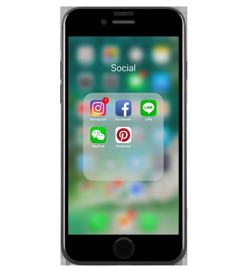Social Media Actions Alerts