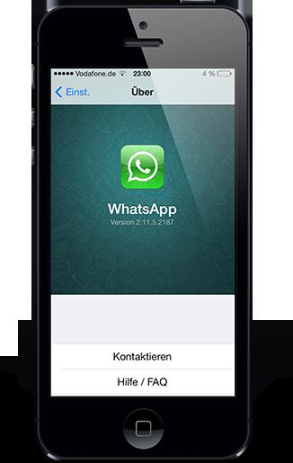 Monitoraggio Whatsapp per iPhone