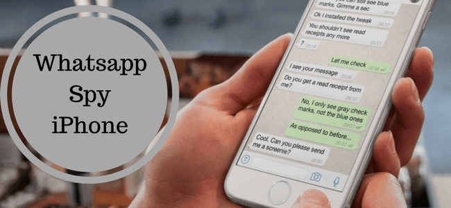 WhatsApp Spy For iPhone