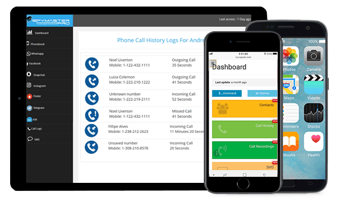 cell phone monitoring software for iphone
