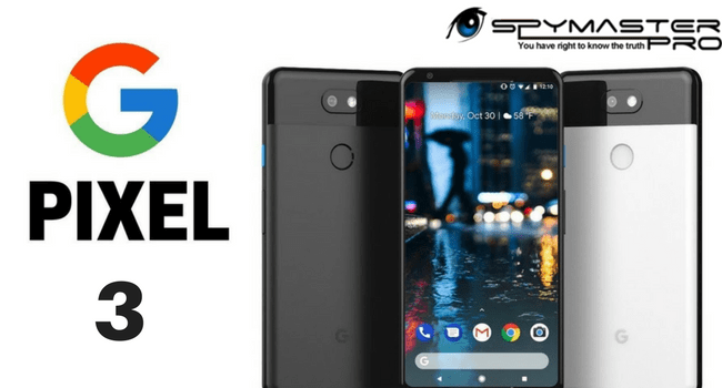 Spy on Google Pixel 3
