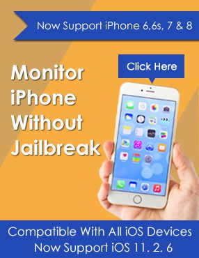 iphone 8 spy software without jailbreak