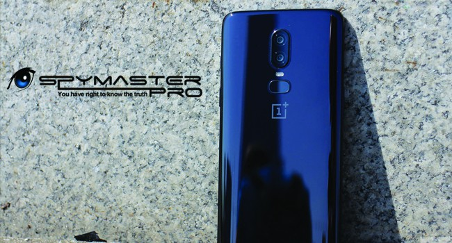 Spy On OnePlus 6
