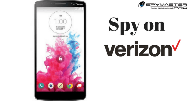 spy on Verizon mobile phones