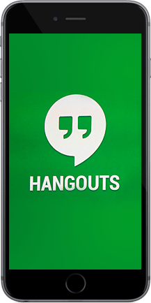 Spy on Hangouts